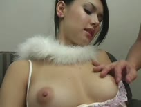 Asian beauty Maria Ozawa fucks and sucks